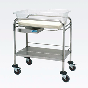 Baby Basinet Trolley